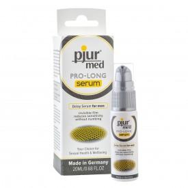 Концентрированная пролонгирующая сыворотка pjur MED Pro-long Serum - 20 мл.